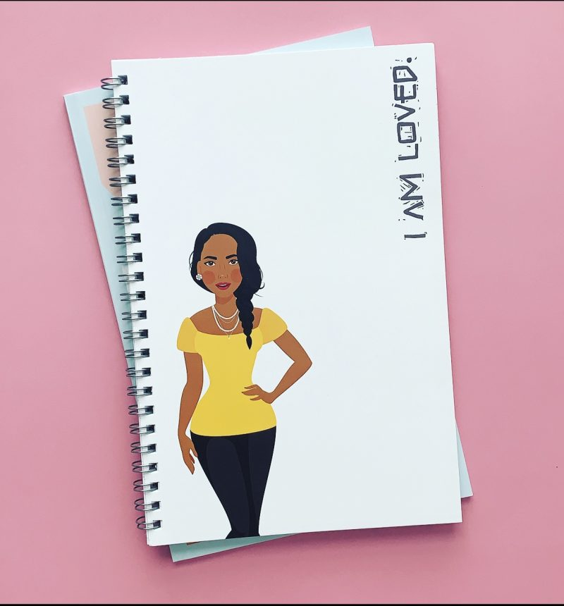 I am loved journal